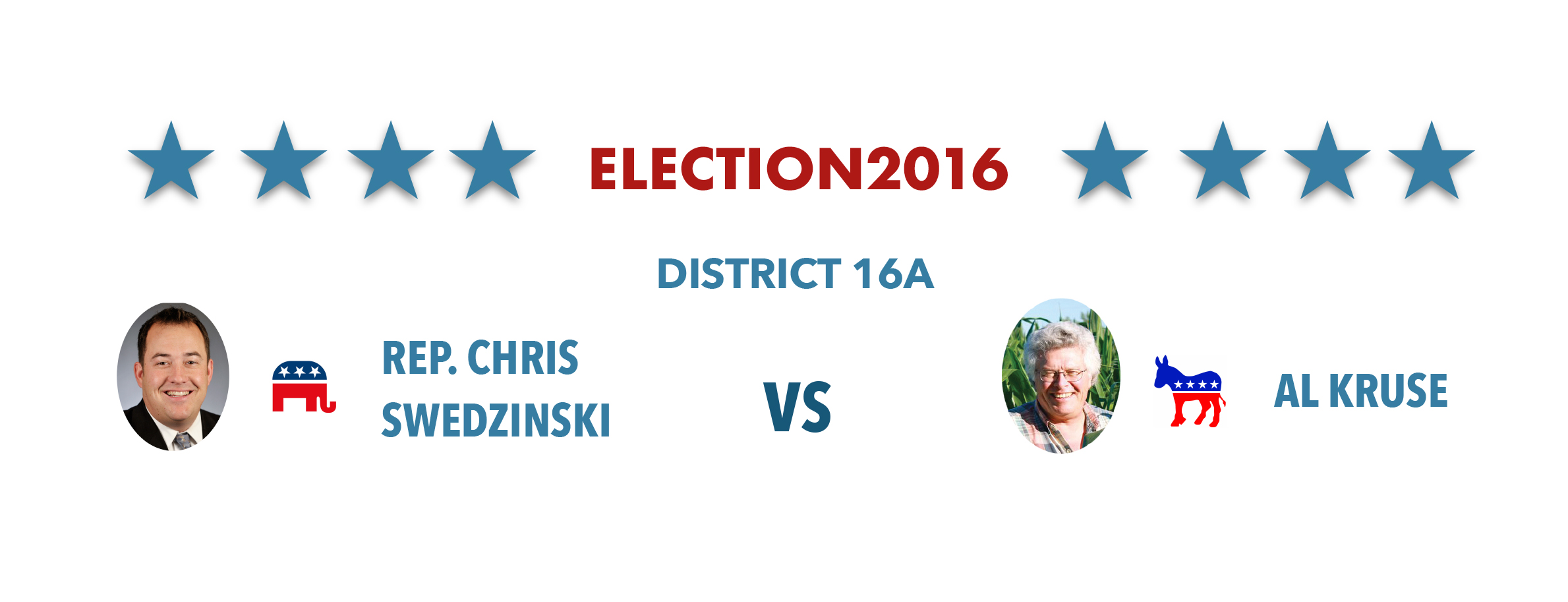 Rep. Chris Swedzinski vs Al Kruse web
